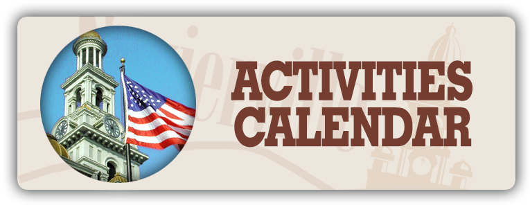 Sevierville Chamber of Commerce - Activities Calendar